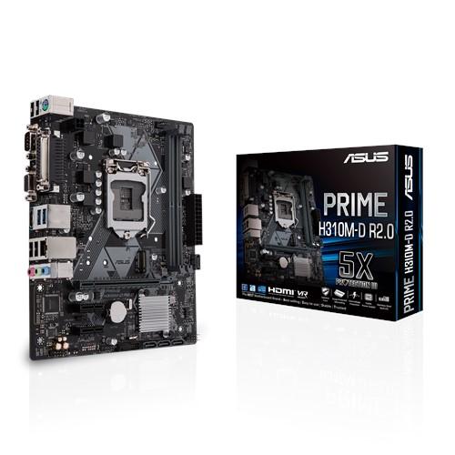 Mainboard ASUS PRIME H310M-D R2.0
