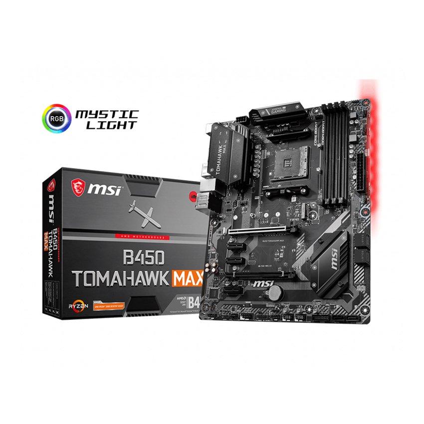 Mainboard MSI B450 TOMAHAWK MAX