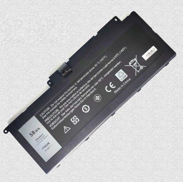 Pin F7HVR Dell Inspiron 15-7537 Zin