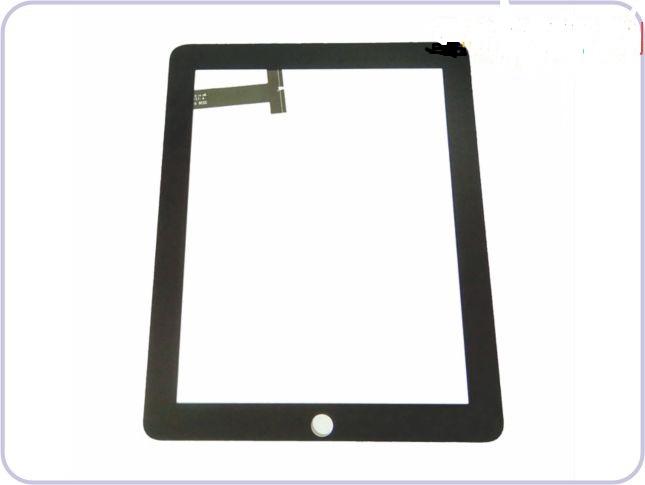 Màn hình cảm ứng ipad1  có khung