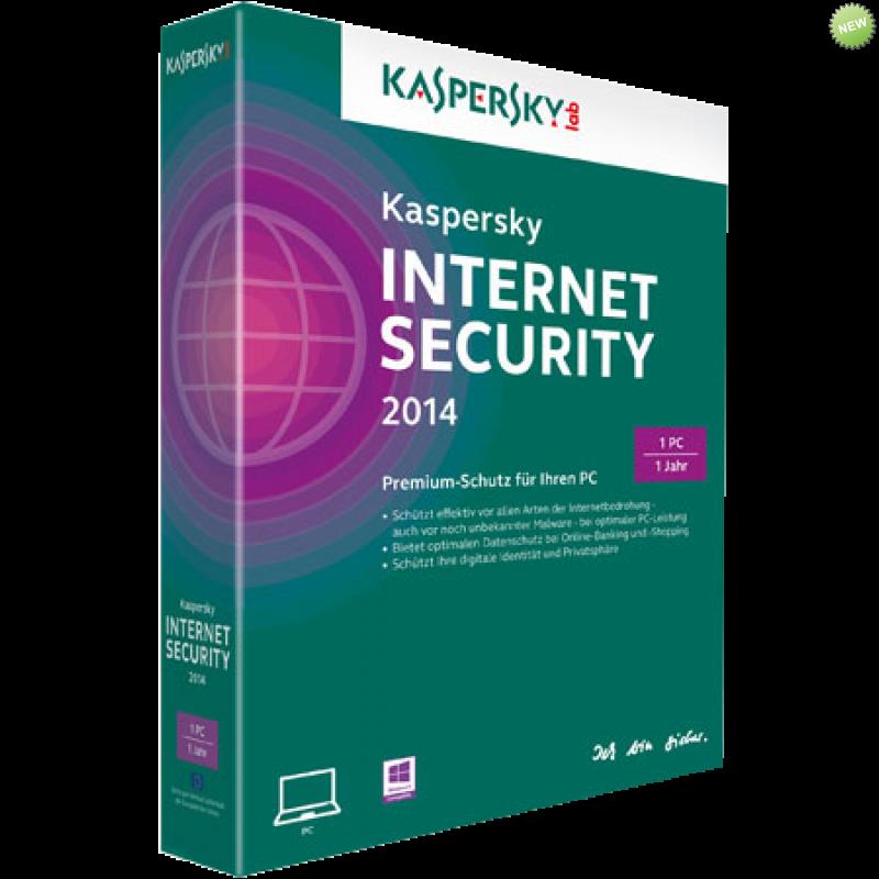 Kapersky internet 1PC/12T--2014-box