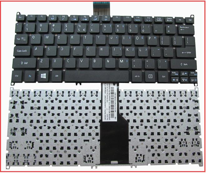 Bàn phím Laptop Acer Aspire S3-391