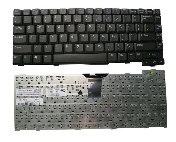 Bàn phím Laptop Dell Vostro 3500 / 3400 / 3300