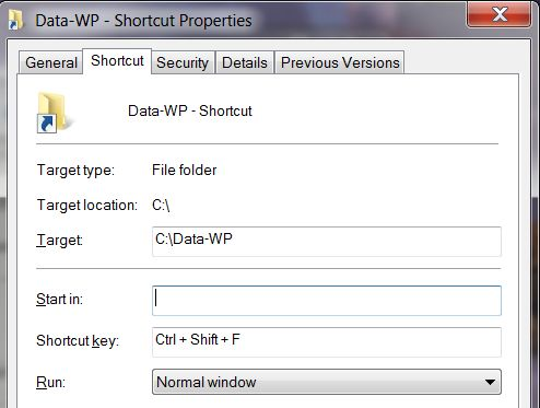 Phím tắt mở nhanh thư mục hoặc phần mềm trên máy tính