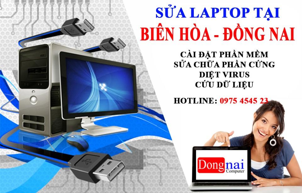 sửa laptop Biên Hòa Đồng Nai