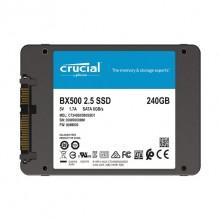 Ổ cứng SSD Crucial BX500 240GB 2.5 inch SATA3