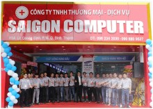 Introducing Saigon Computer Repair Center