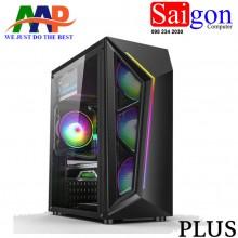 CASE AAP PLUS GAMING LED RGB