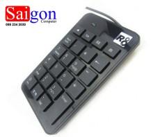 Keyboard R8-1810 USB (Phím số)