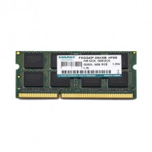 RAM laptop KINGMAX (1x8GB) DDR3L 1600MHz