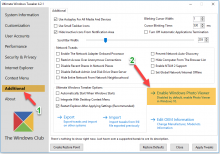 Sử dụng Windows Photo Viewer trên Windows 10