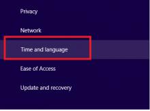 Cài đặt tiếng việt cho windows 8, 8.1