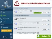 Hướng dẫn cài Driver tự động với chương trình Driver Easy