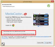 Phần mềm giúp ngăn chặn cài quảng cáo tự động