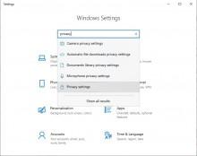Cách chặn trình duyệt Microsoft Edge chạy ngầm