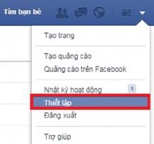 Hướng dẫn cách chặn lời mời game, sự kiện trên Facebook