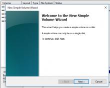 Hướng dẫn chia ổ cứng không cần dùng phần mềm