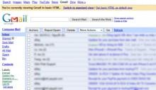 Cách vào nhanh Gmail nhanh