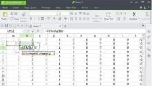 Tổng hợp các hàm cơ bản trong Excel