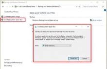 Hướng dẫn cách hạ Windows 10 xuống Windows 7,8.1