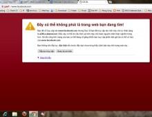 Hướng dẫn sửa lỗi SSL trên google chrome, firefox
