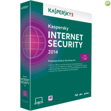 Kapersky internet 1PC/12T--2014-box