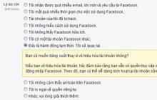 Hướng dẫn cách khóa tài khoản Facebook của mình