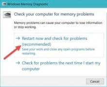 Kiểm tra Ram máy tính