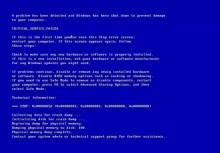 Hướng dẫn khắc phục lỗi Critical Service Failed trên Windows