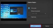 Quay màn hình Desktop bằng CyberLink Youcam