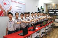 Sài Gòn Computer luộc đồ khách hàng