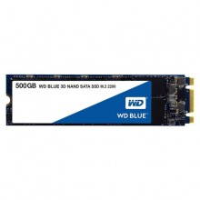 Ổ cứng SSD Western Digital Blue 500GB M.2 2280 SATA3