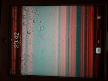 Hướng dẫn sửa lỗi màn hình ipad bị nhiễu