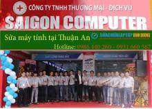 Sửa máy tính tại Thuận An