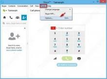 Hướng dẫn thay đổi âm thanh trên Skype