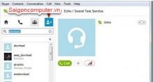 Cách thêm bạn bè trong Skype