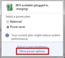 Các cách giúp tiết kiệm PIN laptop