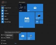 Hướng dẫn cách tắt máy windows 10 nhanh nhất