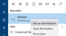 Hướng dẫn xóa Cache Windows 10 update để giải phóng không gian bộ nhớ