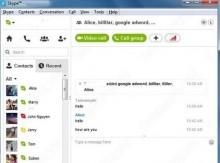 Hướng dẫn xóa thành viên khỏi nhóm Skype