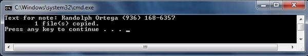 Cách đặt các ghi chú ngắn trong thanh tác vụ của Windows